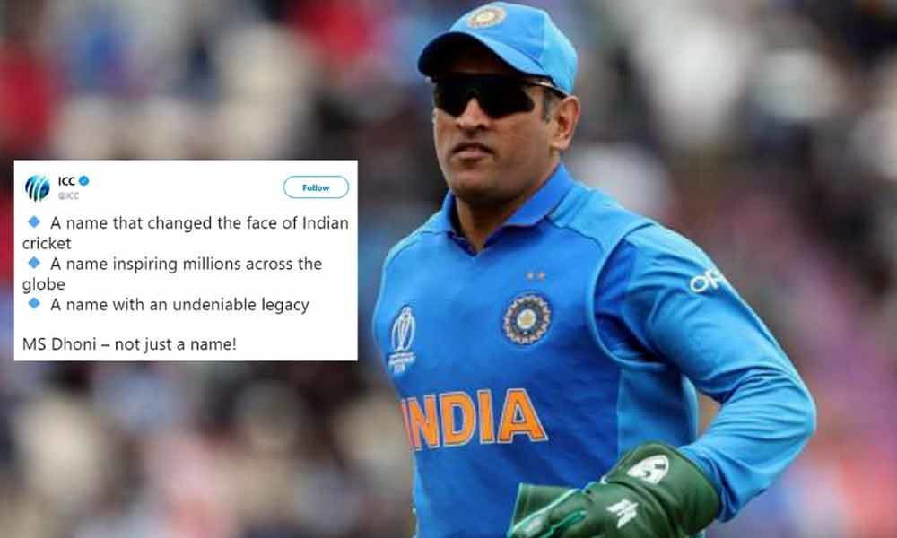 Dhoni changed the face of Indian cricket: ICC