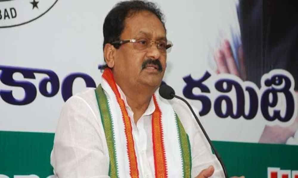 Congress condemns Centre