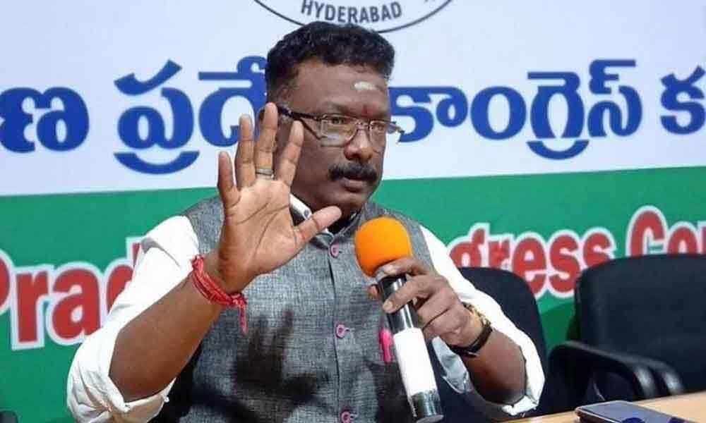 Congress demands white paper on Samagra Vedika