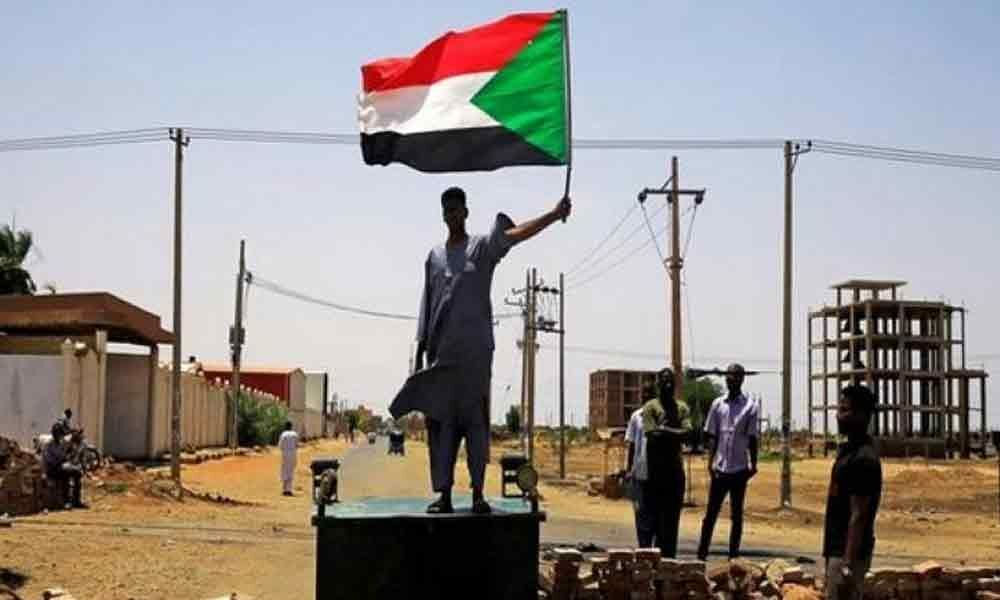 US welcomes Sudan