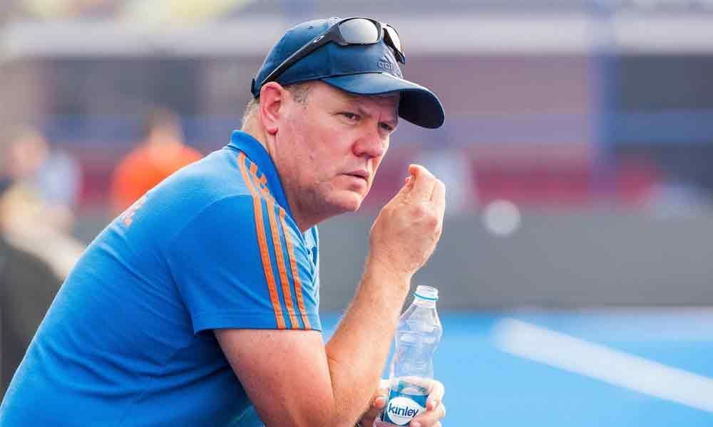 Next 3-4 months will be crucial for Indian hockey: Coach Reid