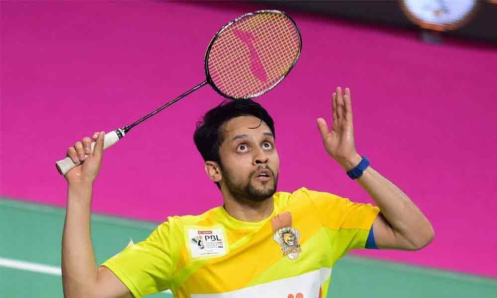 Canada Open Super 100 tournament : Kashyap enters final, to take on Feng