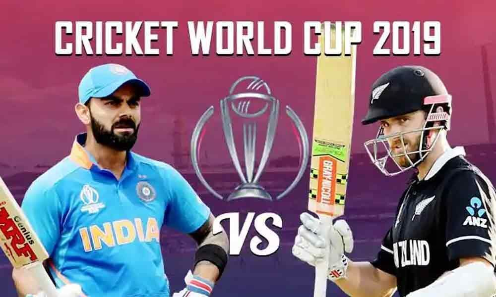 Its India VS New Zealand - whos going to make it?