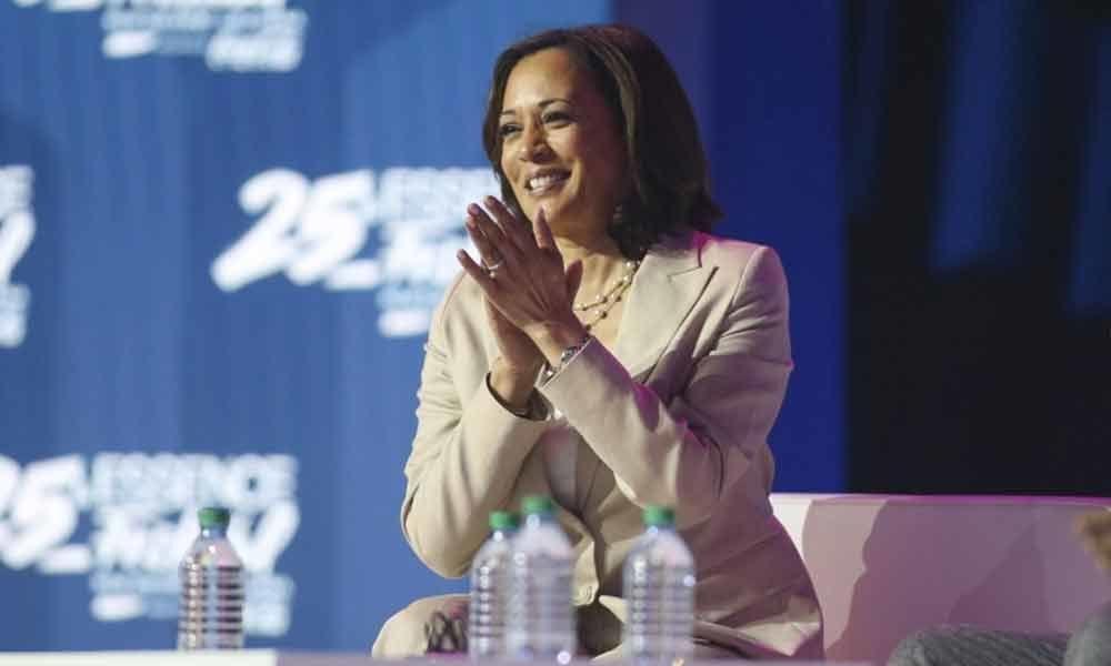 US Democratic presidential aspirant Kamala Harris raises USD 23 million this year