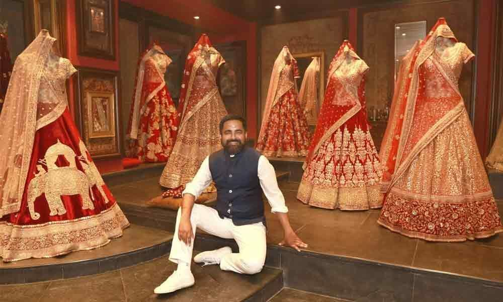 Sabyasachi trolled over overdressed post, apologises