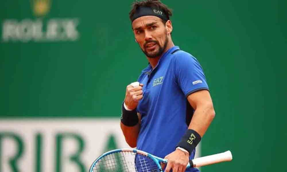 Fognini may face fine for Wimbledon bomb outburst