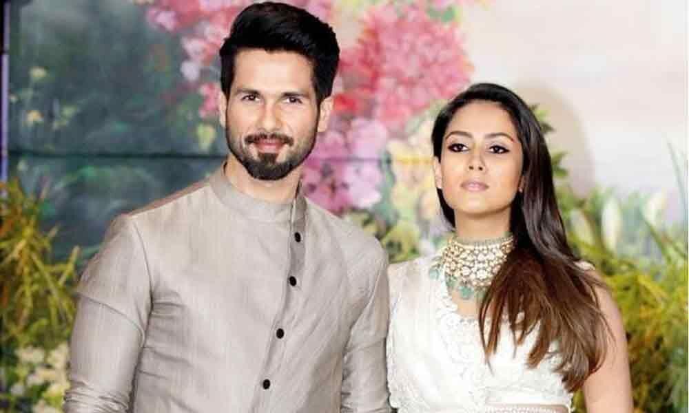 Mira, Shahid celebrate Happy 4