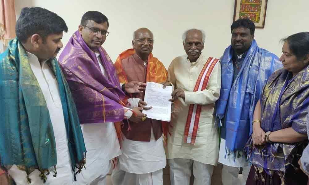 Dattatreya seeks sub-plan for OBCs