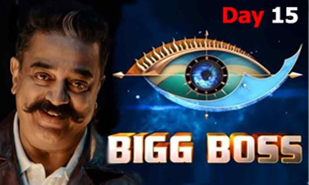 Bigg Boss Tamil 3: Episode 15 Highlights