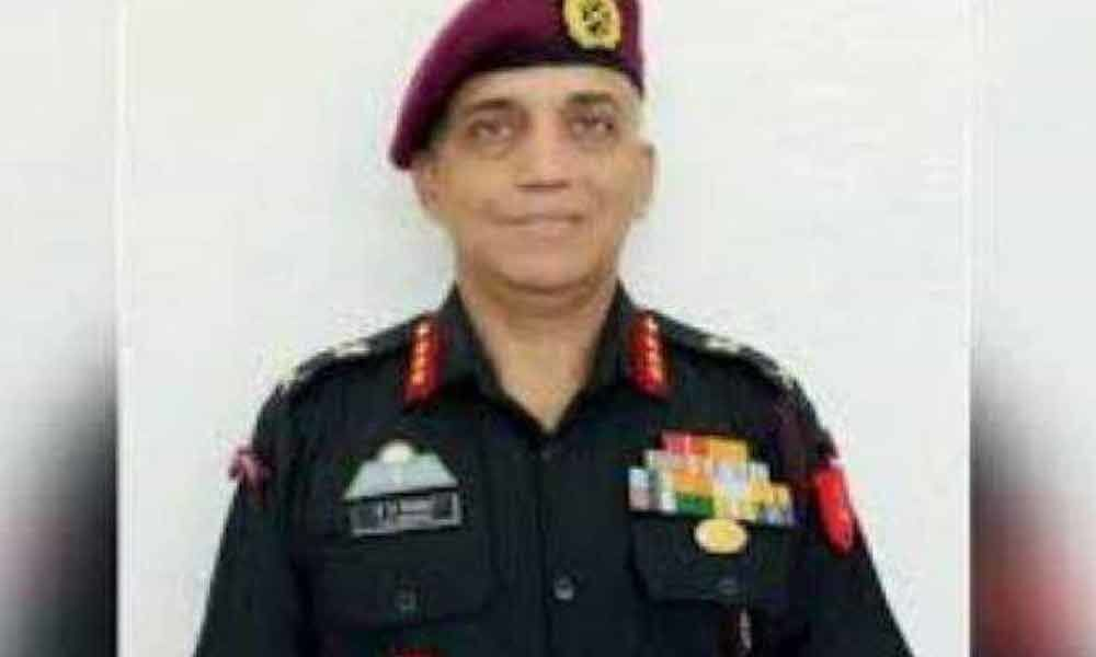Newly appointed Indian Force Commander of UN mission to South Sudan encourages peacekeepers