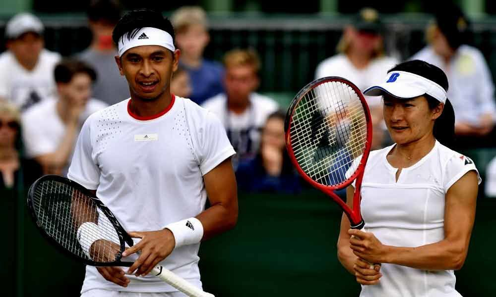 Indonesian at Wimbledon pleads for help after tennis courts replaced by baseball field