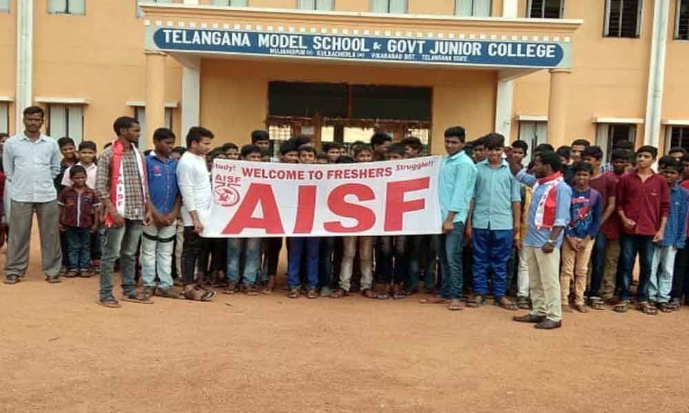 Educational bandh claimed successful