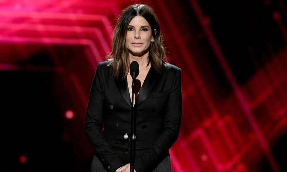 Sandra Bullock calls for equal pay for US womens soccer team