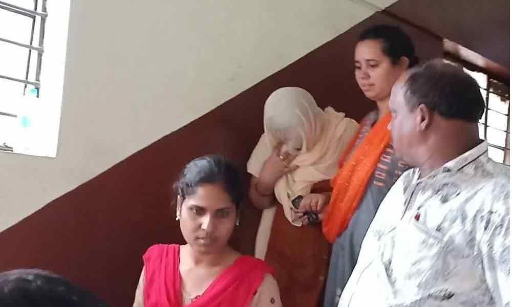Keshampet Tahsildar held, shifted to Chanchalguda jail