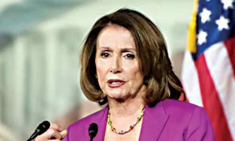 Mahatma Gandhi was spiritual leader of non-violence, says US House Speaker Nancy Pelosi