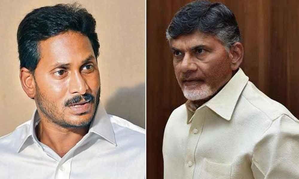 CM YS Jagan gives strong counter to Chandrababu Naidu in AP Assembly