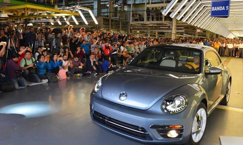 End of the Beetle Road. Volkswagen Ends after 81 years of production of the Iconic car