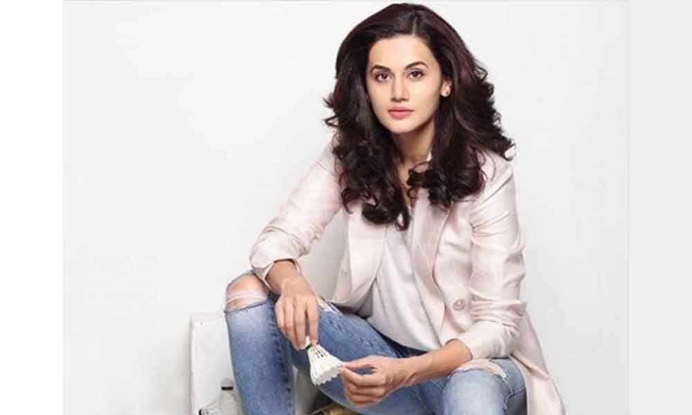 Taapsee not sure about superstardom