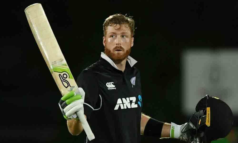 Was lucky to get a direct hit from outfield: Guptill on Dhoni run out