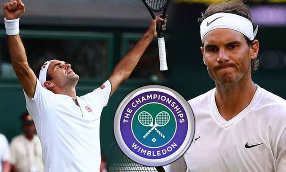 Roger Federer finally beats Rafael Nadal, is in Wimbledon final