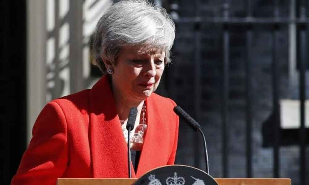 Mixture of pride, degree of disappointment after Brexit failure: May