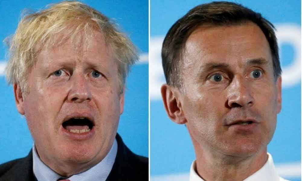 UK PM contenders say EU will drop Irish backstop for Brexit deal