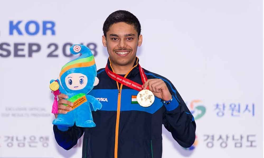 India clinch two gold on Day 1 of Jr shooting World Cup