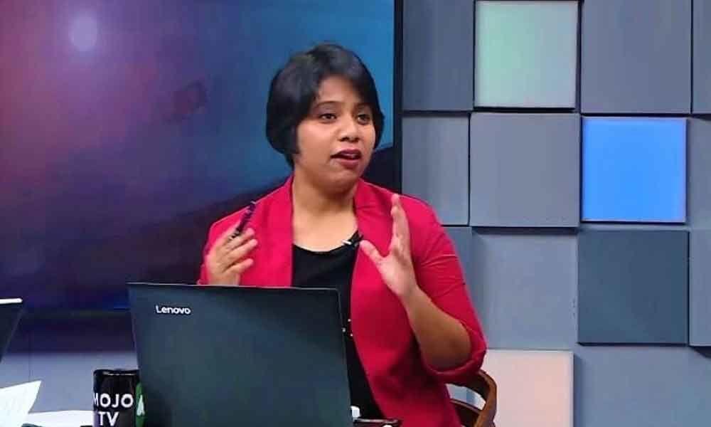Condemn the arrest of journalist Revathi Pogadadanda
