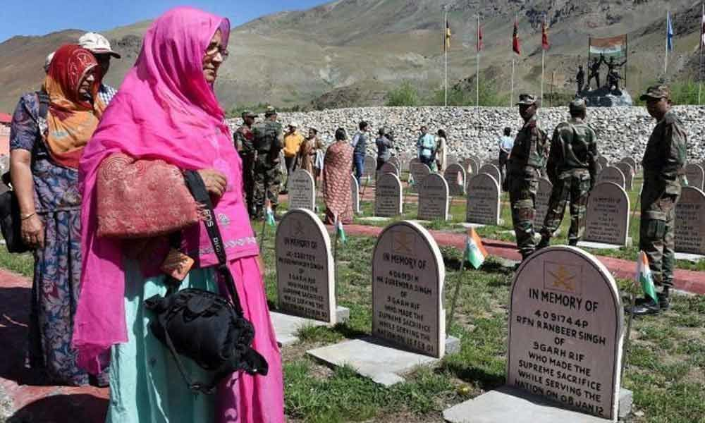 Kargil war: Wounds of martyrs family yet to heal