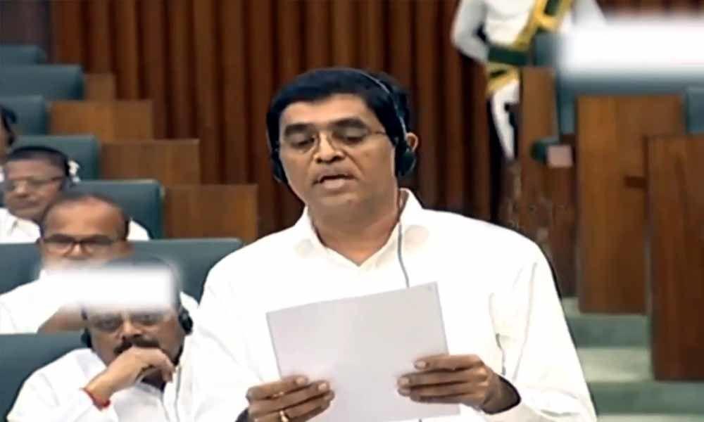 Lokesh ridicules Minister Buggana