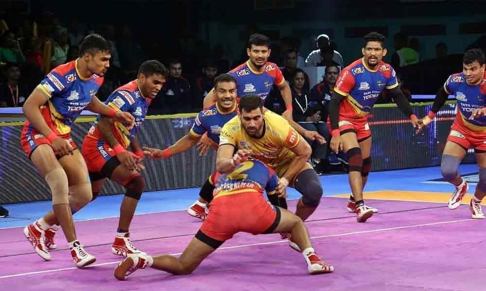 Nitesh Kumar to lead UP Yoddhas in Pro Kabbadi League