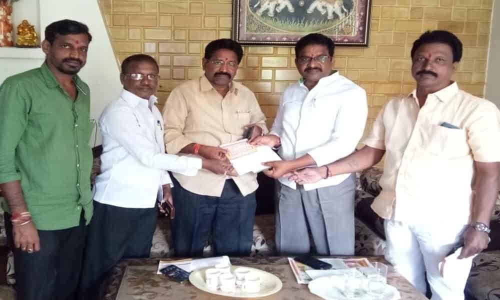 Madhavaram enrolls new members for BJP