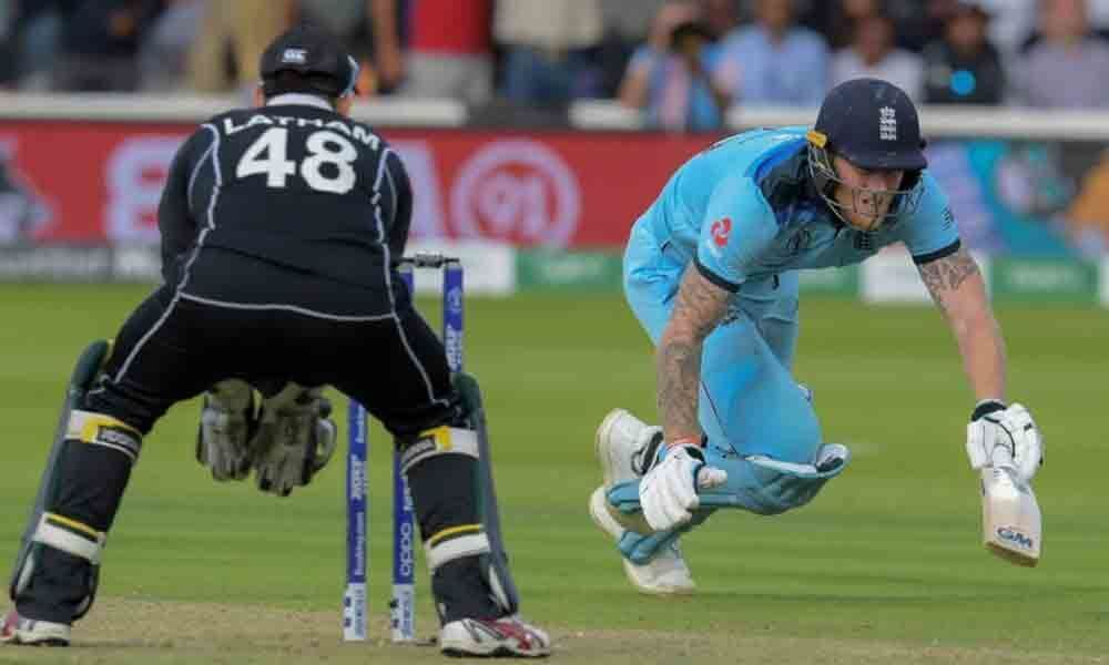 Stokes asked umpires not to count 4 overthrows