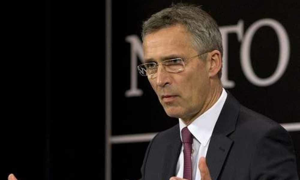 NATO chief Jens Stoltenberg calls on Russia to save INF missile treaty