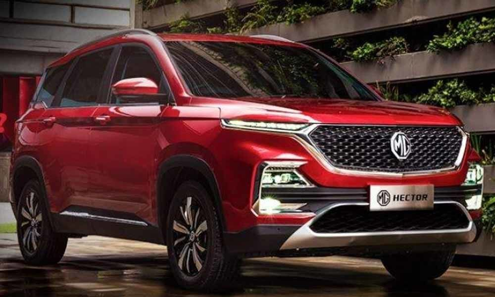 MG Motor stops Hector bookings, sold out for 2019, to hike production from October
