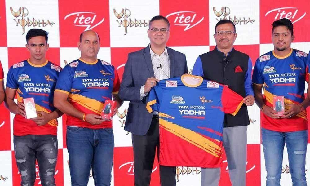 Nitesh Kumar to Lead UP Yoddhas Pro Kabbadi League 7
