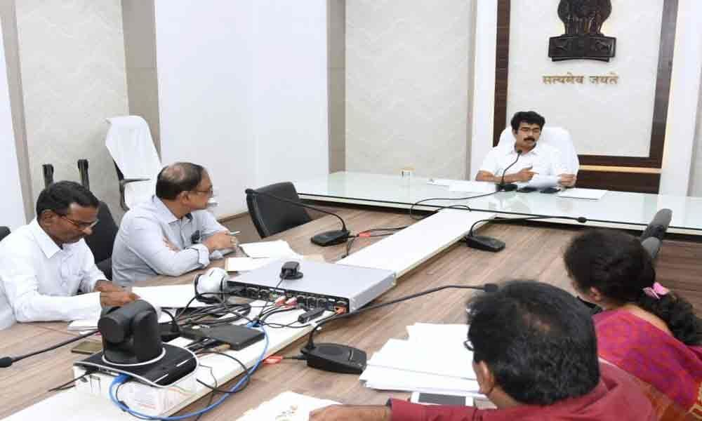 Give priority to welfare hostels in mining-hit areas: Collector