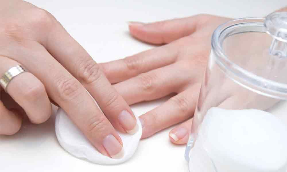 Tips to  Remove Polish from  Your Nails, Skin, and Clothing