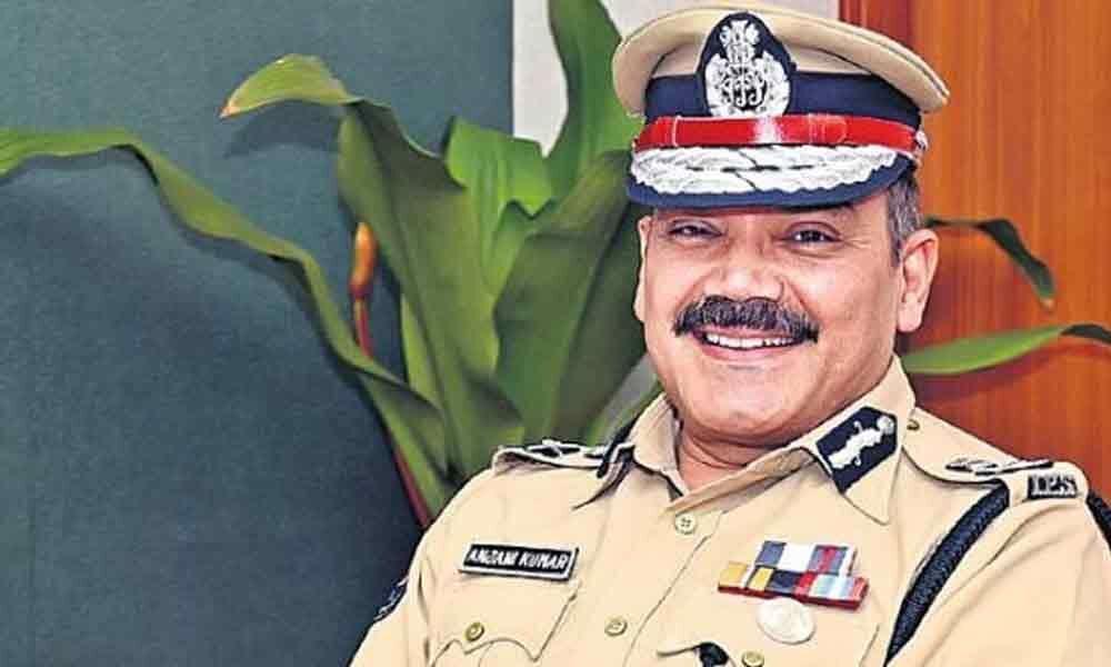 City CP Anjani Kumar issues Prohibitory Orders around Secretariat