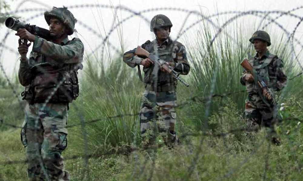 Pakistan violates ceasefire in J&Ks Poonch district