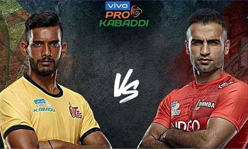 Pro Kabaddi 2019 Live Score U Mumba Bengaluru Bulls Wins