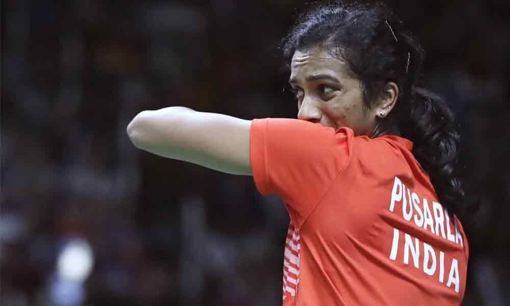 Indonesia Open: Sindhu seals first final spot of the season