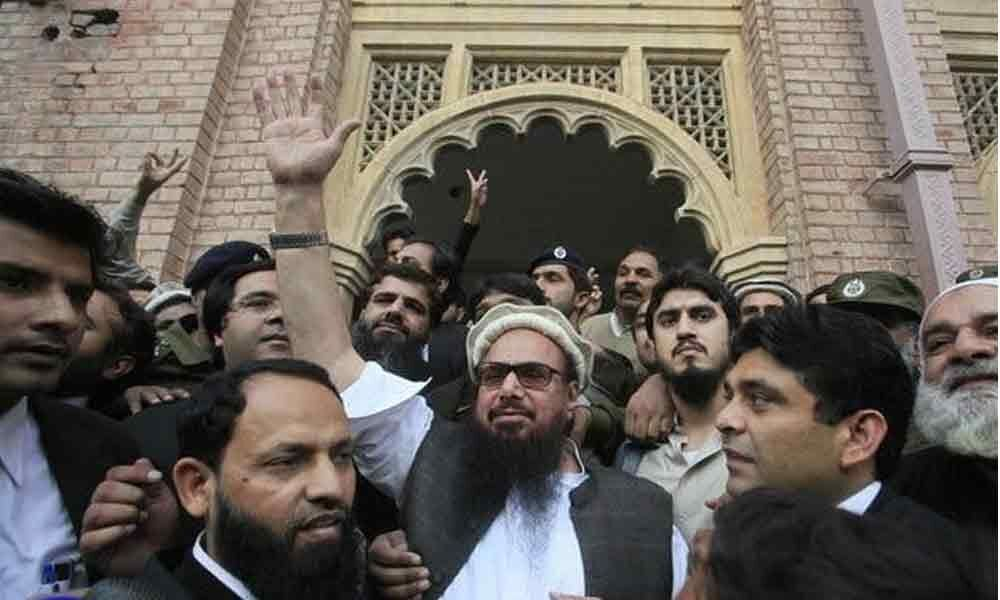 Previous arrests of Hafiz made no difference: US