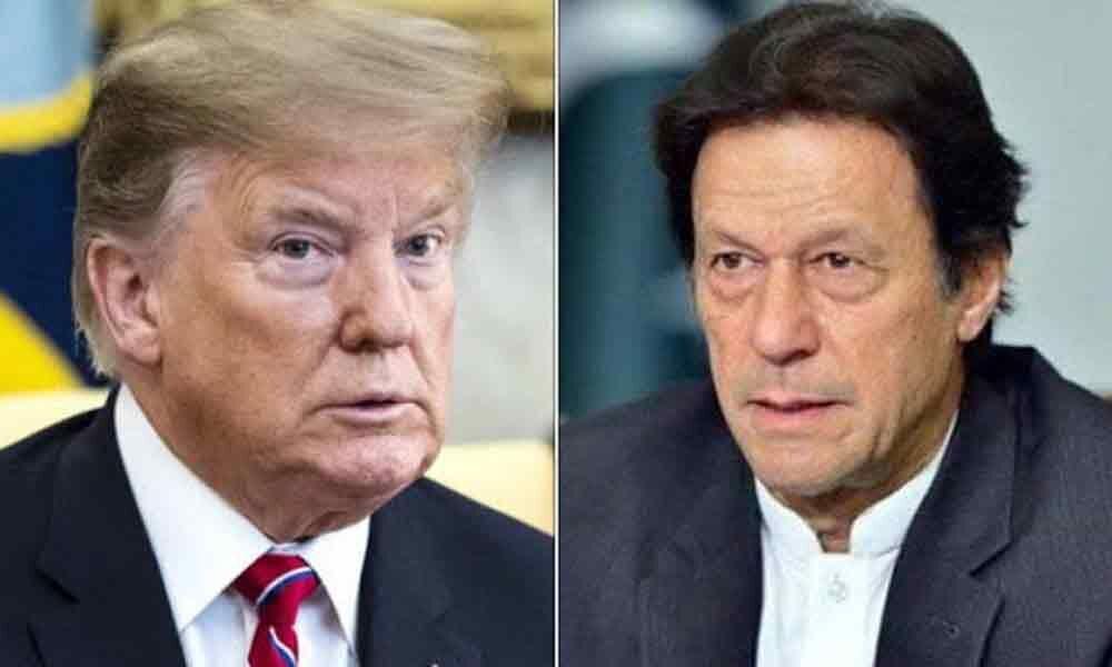 Imran Khan arrives in US to reboot bilateral ties; will meet Trump tomorrow