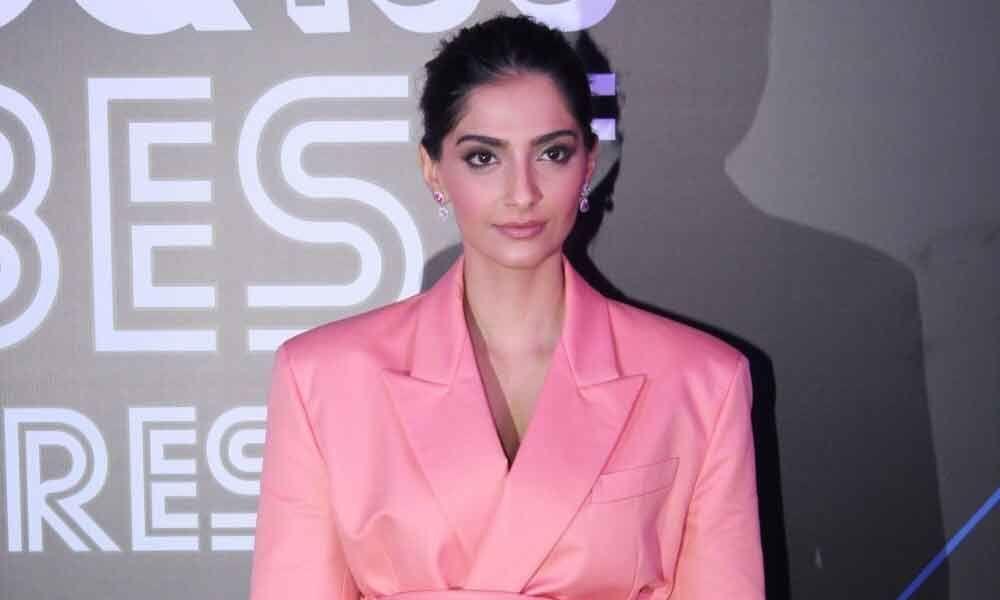 Sonam Kapoor plays a Rajput girl