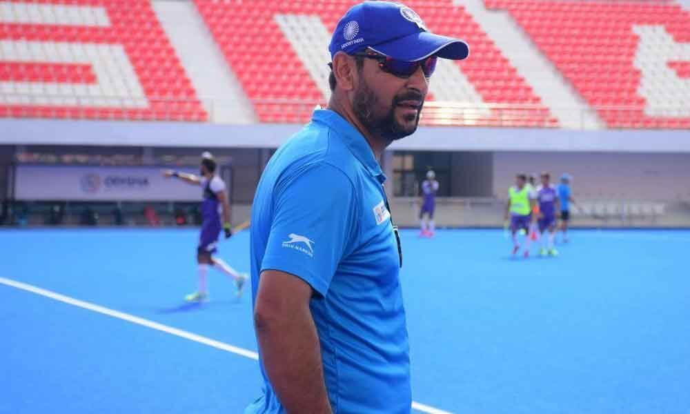 Harendra still open to coach junior hockey team, but on his own terms