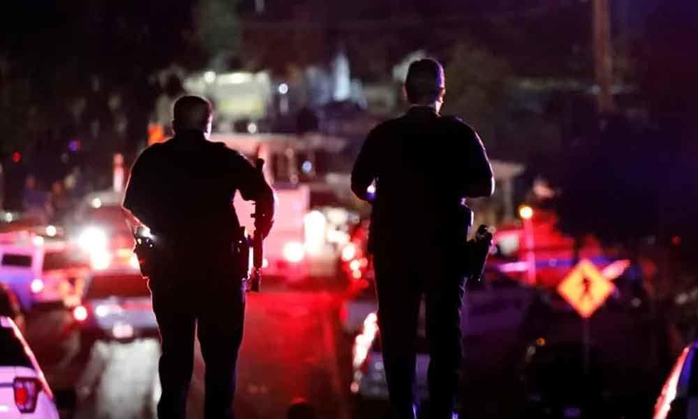 Three die in California shooting