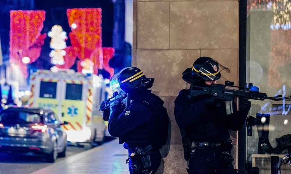 3 killed in shooting in France