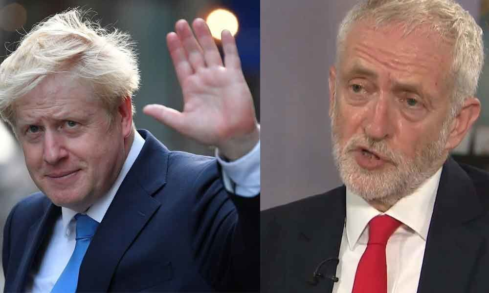 Does Johnson make Corbyn more acceptable?