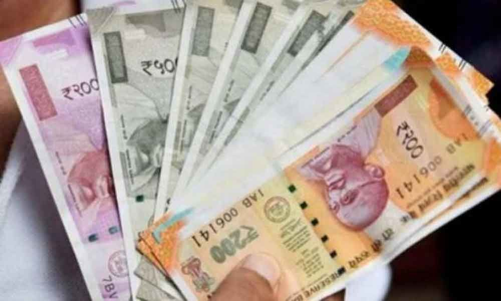 In opening trade, Rupee rebounds to 19 paise against US Dollar, currently at 72.20